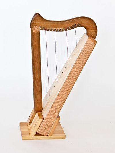 "Callan 14 ""baby harp"""
