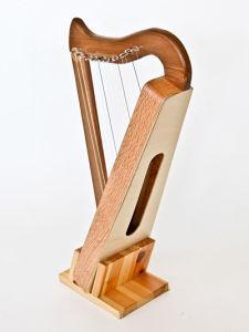 "Callan 14 ""baby harp"" - back"