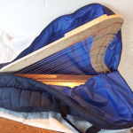 Callan 26 & harp bag