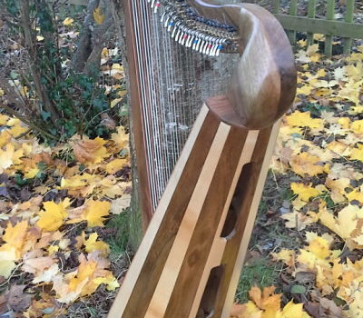 32 string harps in stock February 2015