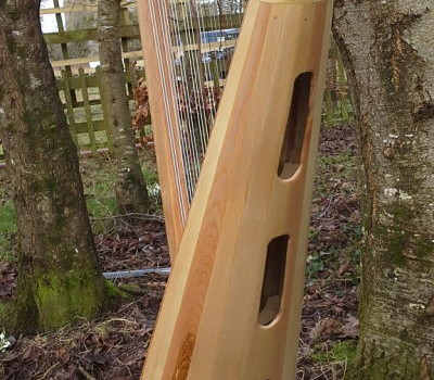 34 string harps in stock February 2015